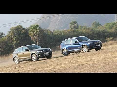 2013 Audi Q5 vs BMW X3 in India - Audi Videos