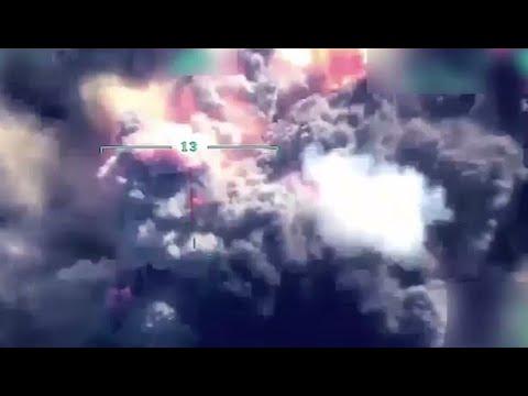 NTV | PKK'lı teröristler böyle vuruldu