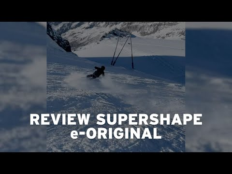 Supershape e-Original review