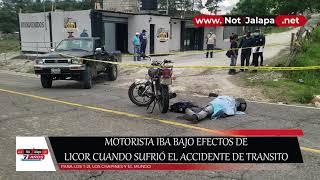 Motorista Iba Bajo Efectos De Licor Cuando Sufrió El Accidente De Transito 1