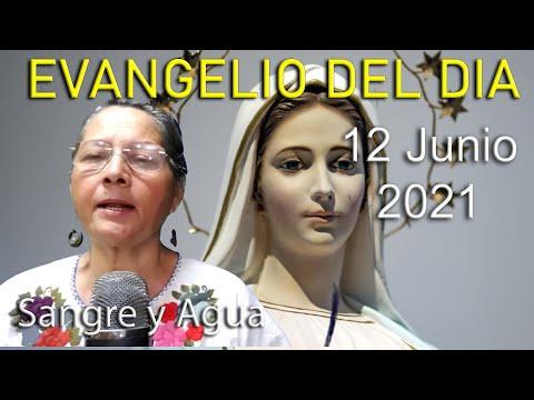 Evangelio Del Dia de Hoy - Sabado 12 Junio 2021- Sangre y Agua