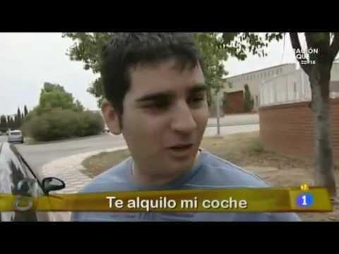 """SocialCar.com en el programa de TVE """"Gente"""" (05/08/11)"""