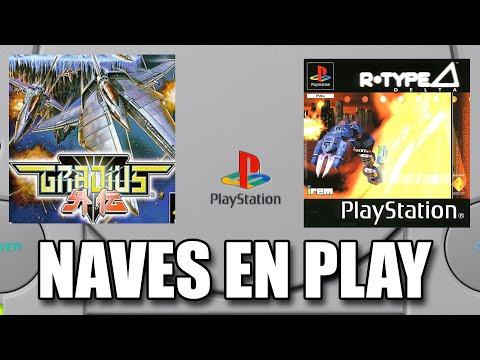 PLAYSTATION  JUEGOS DE NAVES CON FRAN FRIKI VOL 1