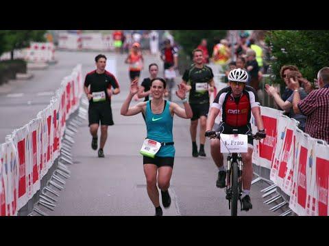 Begeisterung beim Santander Marathon 2018