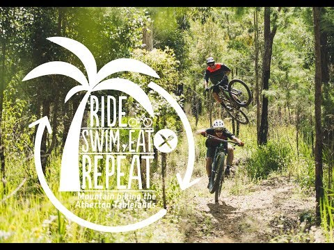 Ride, Swim, Eat, Repeat: Mountain Biking the Atherton Tablelands EP:3