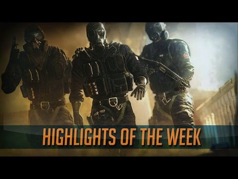 Highlights of the Week #23