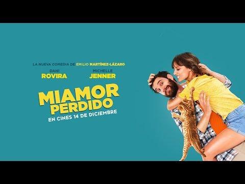 MIAMOR PERDIDO. Protagonizada por Dani Rovira y Michelle Jenner. En cines 14 de diciembre
