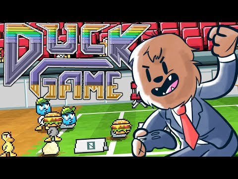 connectYoutube - THIS GAME IS ABSOLUTELY HILARIOUS - DUCK GAME