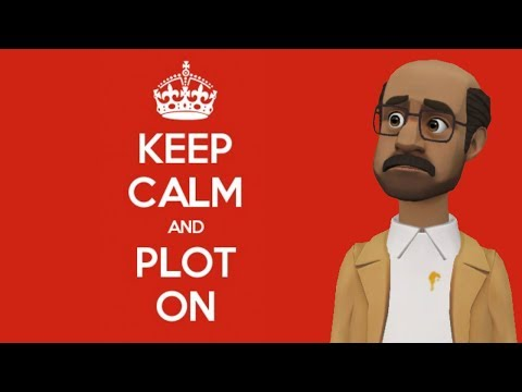 Keep Calm And Plot On - the future of our community