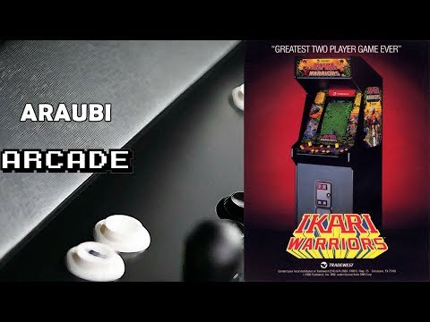 Ikari Warriors (SNK, 1986) Arcade [075] Walkthrough Comentado