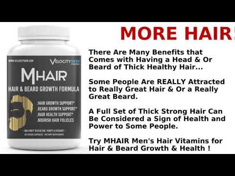 MHAIR    The Power of Feeding Ones Hair Follicles
