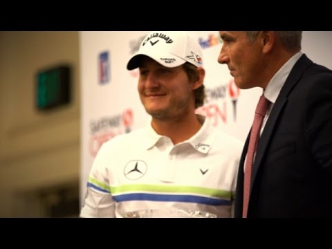 Dustin Johnson and Emiliano Grillo honored as best of 2016