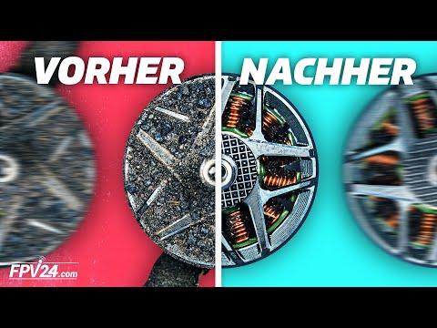 [EN] FPV Drohnen Motoren richtig reinigen | QUICK-TIP