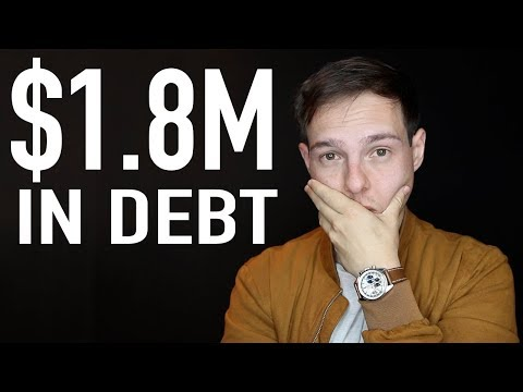 The Reason I'm $1.8 Million In Debt photo