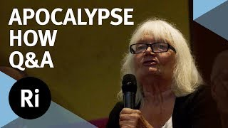 Q&A - The Apocalypse and How to Avoid It
