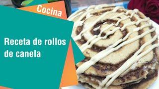 Receta de rollos de canela | Cocina