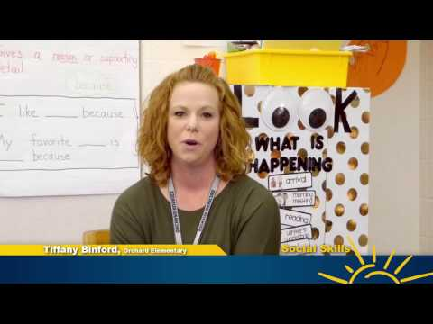 United Way of YC -  Kindergarten Readiness Video - Social Skills