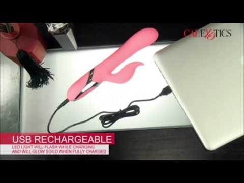 Enchanted Tickler Rechargeable Rabbit Vibe