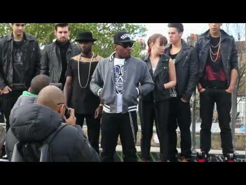 connectYoutube - Clement Marfo & the Frontline   Photoshoot (Behind the Scenes)