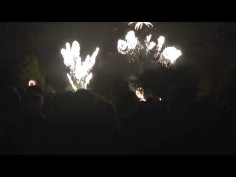 Battersea Fireworks 2013 part 2