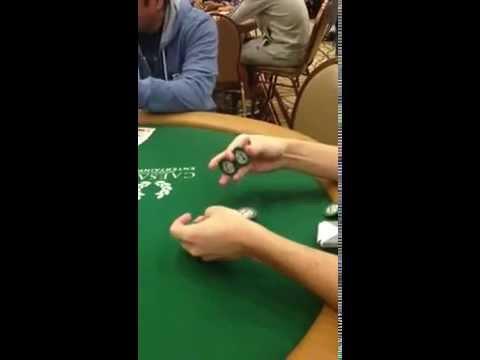 Best Poker Chips Trick Ever