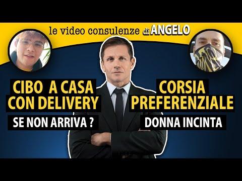 CONSULENZE:  Donne incinte e Cibo Delivery | avv. Angelo Greco