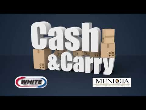 White Heating   Mendota Cash N Carry WTE 160627H