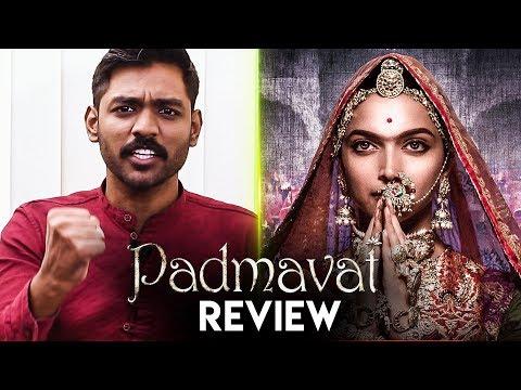 Padmaavat Review   Ranveer Singh   Deepika Padukone   Shahid Kapoor