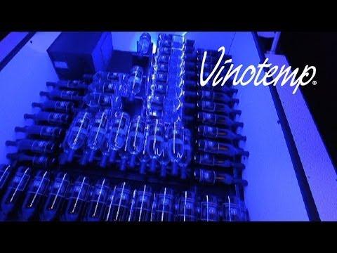 Brett Michaels' Rock My RV Featuring Custom Vinotemp Wine Cellar