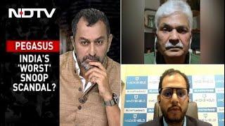 Pegasus: India's 'Worst' Snoop Scandal? | Realty Check - NDTV