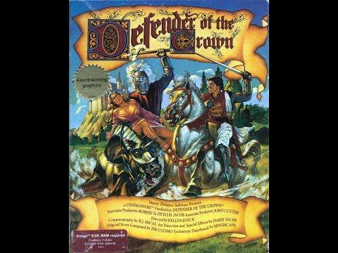 BITeLog 00AC: Defender of the Crown (AMIGA) LONGPLAY