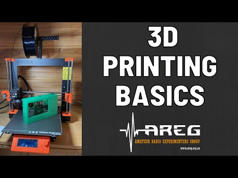 3D Printing Basics – One Way to Get Started