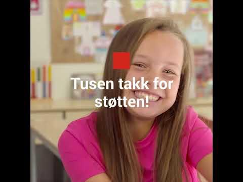 Takkefilm fra Barnekreftforeningen