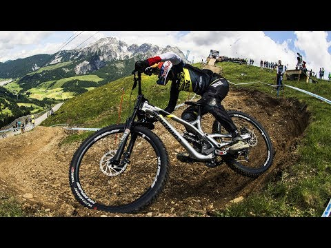 White-Knuckle MTB Racing in Leogang: Finals Highlights