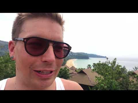 Antti Tuisku: hotelliesittely Pullman Phuket Arcadia Naithon Beach