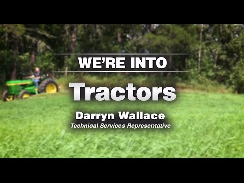 A Company of Enthusiasts: We're Into Tractors
