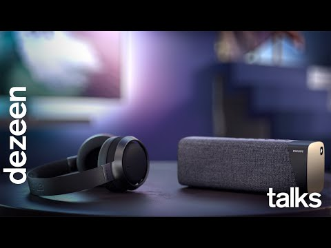 Watch our talk on European design with Philips TV & Sound