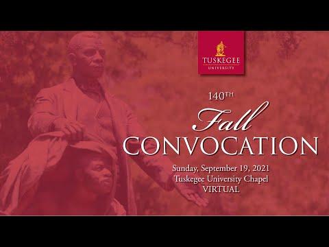 140th Annual Fall Convocation (Virtual)