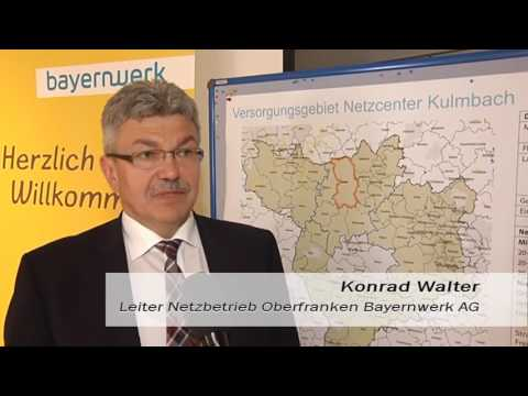 TV Oberfranken (TVO): Netzcenter Kulmbach Baumaßnahmen 2016