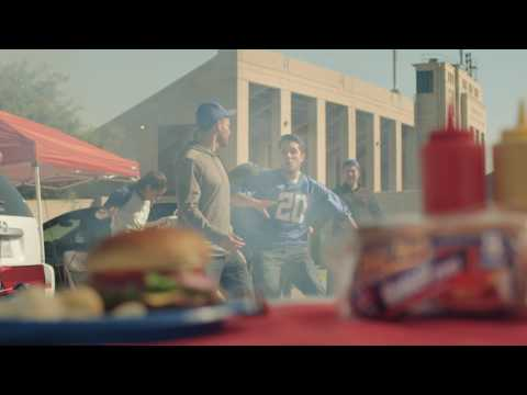 "Pre-roll Ad: Ballpark Buns ""The Crowd Goes Wild"""