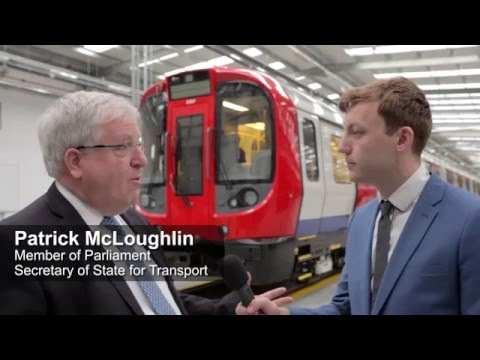 Launch of new Testing & Commissioning Facility – interview with Patrick McLoughlin