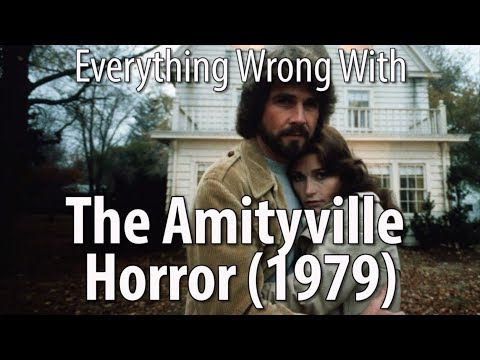 connectYoutube - Everything Wrong With The Amityville Horror (1979)