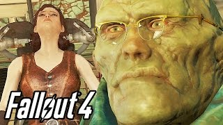 CAITS INTERVENTION & VIRGIL - Fallout 4 Part 32