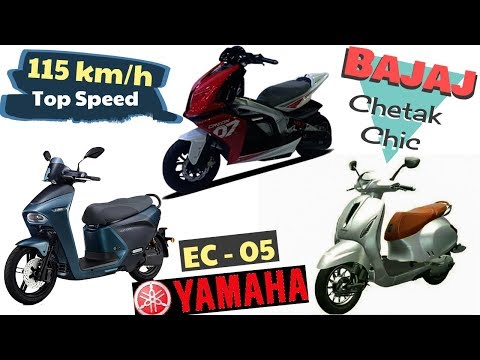 Top 3 Upcoming Electric Scooters in India 2019 | 2020