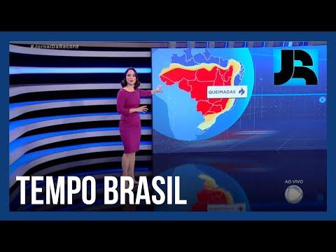 Confira a previsão do tempo para a quinta-feira (22) em todo o Brasil