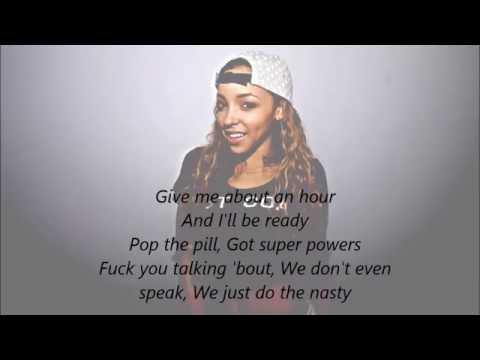 Tinashe Checks In (Lyrics Extended Version)