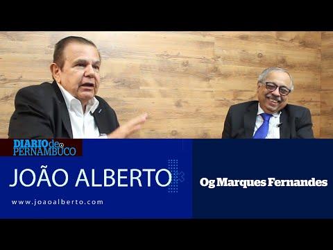 João Alberto entrevista Og Fernandes, ministro do STJ