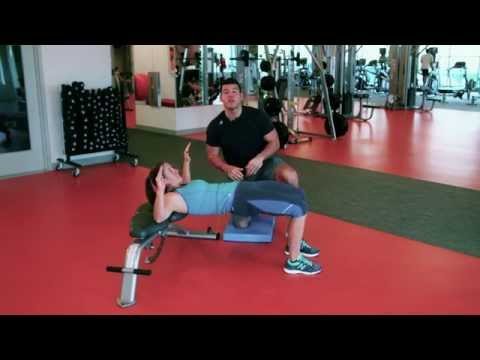 The Best Butt-Burning Exercise: Hip-Thrusts