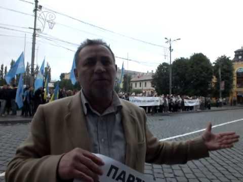 Щоденно про злободенне № 51. Про регіоналів і фашизм на Буковині