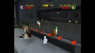 Прохождение игры LEGO Star Wars: The Complete Saga. 1 серия.